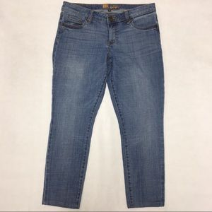 Kut from the Kloth Skinny Ankle Jeans Sz 8 Med wsh